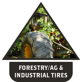 Shop for Forestry, AG & Industrial Tires at Cabool Tires